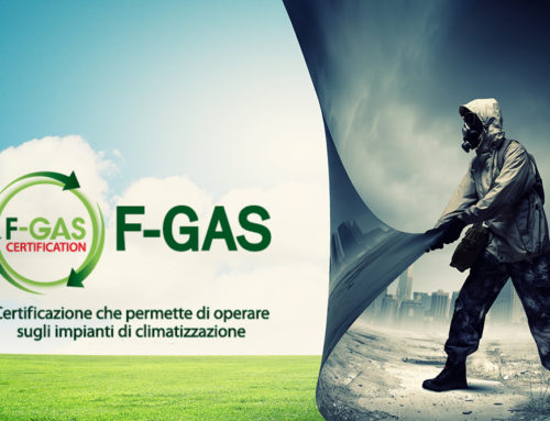 Certificati F-GAS, dal 2014