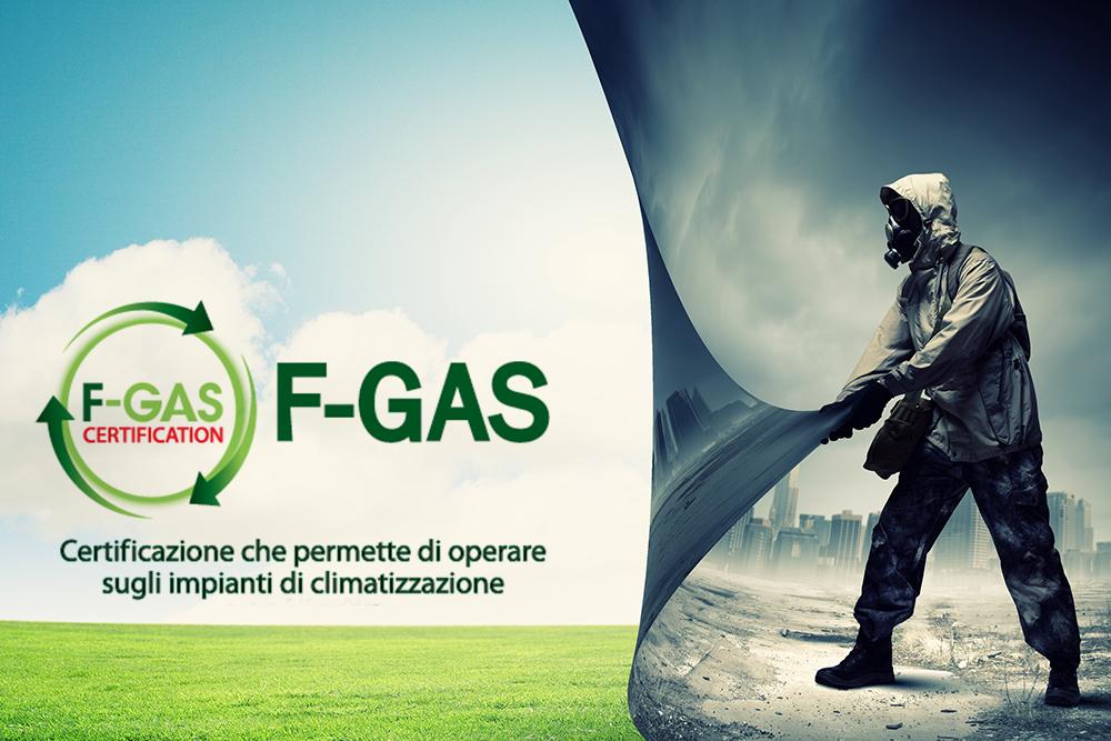 Certificazione F-Gas CalorClima Rovigo